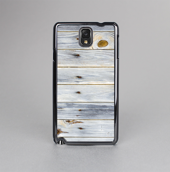 The Light Tinted Wooden Planks Skin-Sert Case for the Samsung Galaxy Note 3