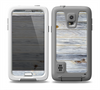 The Light Tinted Wooden Planks Skin for the Samsung Galaxy S5 frē LifeProof Case