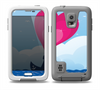 The Love-Sail Heart Trip Skin for the Samsung Galaxy S5 frē LifeProof Case