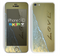 The Love beach Sand Skin for the Apple iPhone 5c