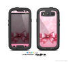 The Magical Pink Bow Skin For The Samsung Galaxy S3 LifeProof Case