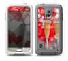 The Magical Unfocused Red Hearts and Wine Skin for the Samsung Galaxy S5 frē LifeProof Case