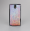 The Messy Water-Color Scratched Surface Skin-Sert Case for the Samsung Galaxy Note 3
