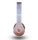 The Messy Water-Color Scratched Surface Skin for the Beats by Dre Original Solo-Solo HD Headphones