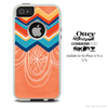 The Mexican Dreamcatcher Skin For The iPhone 4-4s or 5-5s Otterbox Commuter Case