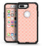 The Mint Pink Morocan Pattern - iPhone 7 Plus/8 Plus OtterBox Case & Skin Kits