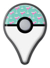 The Mint Watermelon Cocktail Pokémon GO Plus Vinyl Protective Decal Skin Kit