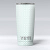 The_Mint_and_White_Axed_Pattern_-_Yeti_Rambler_Skin_Kit_-_20oz_-_V1.jpg