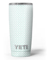 The_Mint_and_White_Axed_Pattern_-_Yeti_Rambler_Skin_Kit_-_20oz_-_V3.jpg
