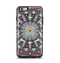 The Mirrored Coral and Colored Vector Aztec Pattern Apple iPhone 6 Plus Otterbox Symmetry Case Skin Set