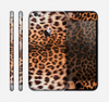 The Mirrored Leopard Hide Skin for the Apple iPhone 6