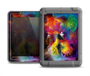The Mixed Neon Paint Apple iPad Air LifeProof Fre Case Skin Set