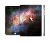 The Mulitcolored Space Explosion Full Body Skin Set for the Apple iPad Mini 3