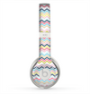 The Multi-Lined Chevron Color Pattern Skin for the Beats by Dre Solo 2 Headphones
