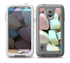 The Multicolored Candy Hearts Skin for the Samsung Galaxy S5 frē LifeProof Case
