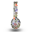 The Multicolored Leopard Vector Print Skin for the Beats by Dre Original Solo-Solo HD Headphones