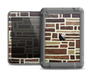 The Multicolored Stone Wall V4 Apple iPad Air LifeProof Fre Case Skin Set