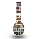 The Multicolored Stone Wall V4 Skin for the Beats by Dre Original Solo-Solo HD Headphones