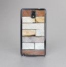 The Multicolored Stone Wall v5 Skin-Sert Case for the Samsung Galaxy Note 3