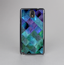 The Multicolored Tile-Swirled Pattern Skin-Sert Case for the Samsung Galaxy Note 3
