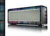 The Multicolored Vintage Textile Plad Skin for the Braven 570 Wireless Bluetooth Speaker