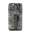 The Nailed Mossy Wooden Planks Apple iPhone 6 Plus Otterbox Symmetry Case Skin Set