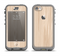 The Natural WoodGrain Apple iPhone 5c LifeProof Nuud Case Skin Set