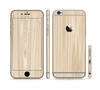 The Natural WoodGrain Sectioned Skin Series for the Apple iPhone 6 Plus
