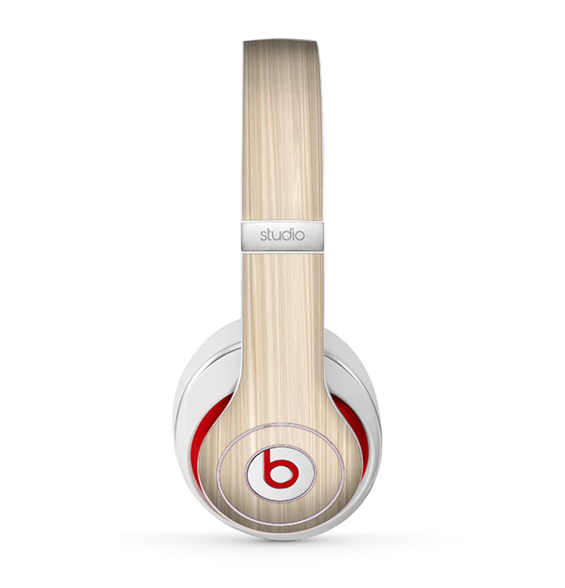 The Natural WoodGrain Skin for the Beats by Dre Studio (2013+ Version) Headphones