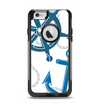 The Nautical Anchor Collage Apple iPhone 6 Otterbox Commuter Case Skin Set