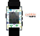 The Nautical Vector Shapes Skin for the Pebble SmartWatch