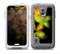 The Neon Blurry Translucent Flowers Skin for the Samsung Galaxy S5 frē LifeProof Case