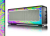 The Neon Color Fushion Skin for the Braven 570 Wireless Bluetooth Speaker