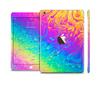 The Neon Color Fushion V2 Full Body Skin Set for the Apple iPad Mini 3