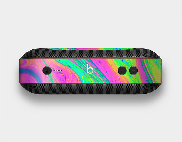 The Neon Color Fushion V3 Skin Set for the Beats Pill Plus