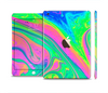 The Neon Color Fushion V3 Full Body Skin Set for the Apple iPad Mini 3
