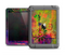 The Neon Colored Grunge Surface Apple iPad Air LifeProof Fre Case Skin Set