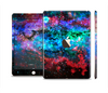 The Neon Colored Paint Universe Full Body Skin Set for the Apple iPad Mini 3