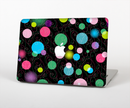 "The Neon Colorful Stringy Orbs Skin Set for the Apple MacBook Pro 15"" with Retina Display"