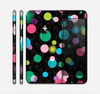 The Neon Colorful Stringy Orbs Skin for the Apple iPhone 6 Plus