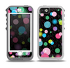 The Neon Colorful Stringy Orbs Skin for the iPhone 5-5s OtterBox Preserver WaterProof Case