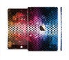 The Neon Glowing Grill Mesh Full Body Skin Set for the Apple iPad Mini 3