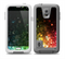 The Neon Glowing Grunge Drops Skin for the Samsung Galaxy S5 frē LifeProof Case