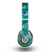 The Neon Multiple Peacock Skin for the Beats by Dre Original Solo-Solo HD Headphones