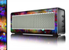 The Neon Paint Mixtured Surface Skin for the Braven 570 Wireless Bluetooth Speaker