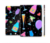 The Neon Party Drinks Full Body Skin Set for the Apple iPad Mini 3