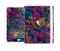 The Neon Robots Full Body Skin Set for the Apple iPad Mini 3