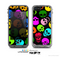 The Neon Skulls Skin for the Apple iPhone 5c LifeProof Case