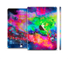 The Neon Splatter Universe Full Body Skin Set for the Apple iPad Mini 3