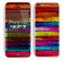 The Neon Wood Color-Planks Skin for the Apple iPhone 5c